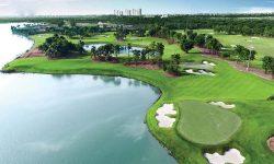 Sân tập golf Ecopark hiện đang là địa chỉ quen thuộc của nhiều golfer