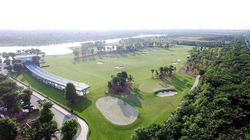 Các chương trình hấp dẫn tại sân golf Ecopark được cập nhật thường xuyên