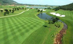 Sân golf Đầm Vạc có hệ sinh thái vô cùng phong phú đa dạng