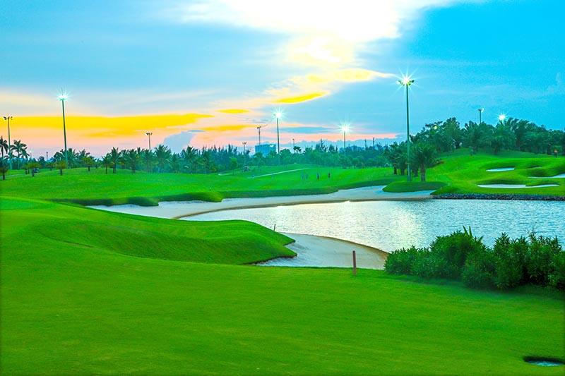 Sân golf Gò Vấp - Tân Sơn Nhất ở Sài Gòn
