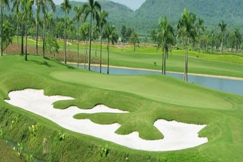 sân golf Ninh Bình - Tràng An được ví như Đà Lạt thứ 2