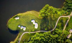 Thiết kế tuyệt đẹp của sân golf Tràng An Ninh Bình