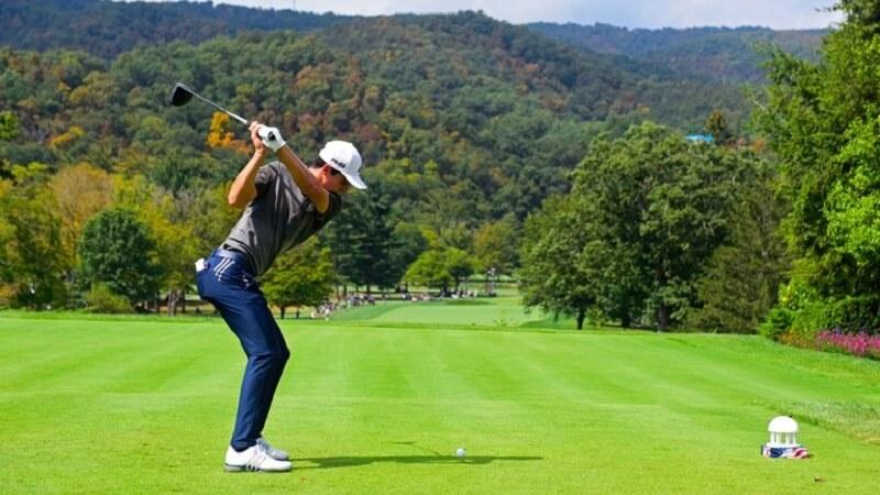 Sân golf Legend Hill có nhiều tiện ích hấp dẫn để người chơi khám phá