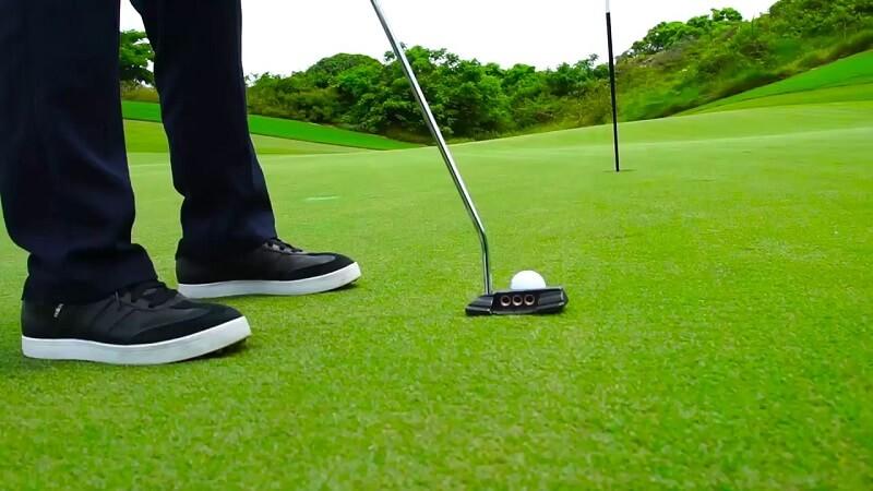 Sân golf Hồ Tràm là sân golf lớn nhất tại nước ta