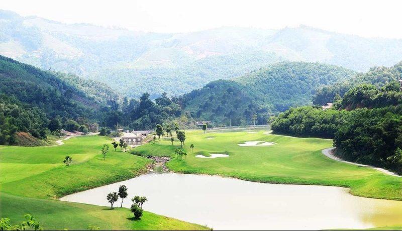 Sân golf Hilltop Valley là một trong những khu vui chơi thể thao quy mô lớn