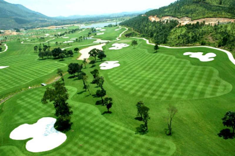 Sân golf Phoenix với thiết kế độc đáo