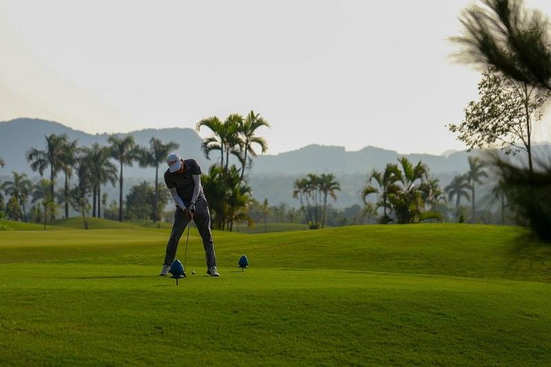 Sân golf Tràng An bắt đầu đi vào hoạt động từ tháng 10 năm 2016
