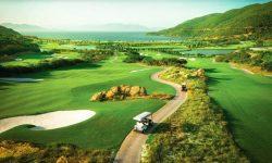 Sân golf Vũ Yên nằm tại vị trí trung tâm của dự án Vinpearl Hải Phòng.