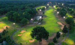 Sân golf Thủ Đức là nơi diễn ra nhiều giải đấu chuyên nghiệp