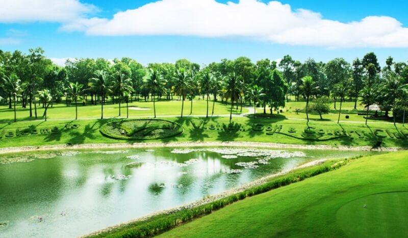 Vietnam Golf Country Club còn có tên gọi khác là sân golf Thủ Đức