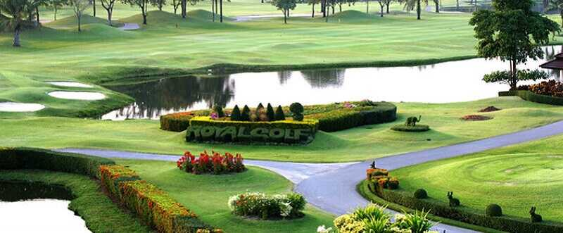 Tòa nhà câu lạc bộ của sân golf Yên Thắng được thiết kế theo tiêu chuẩn quốc tế