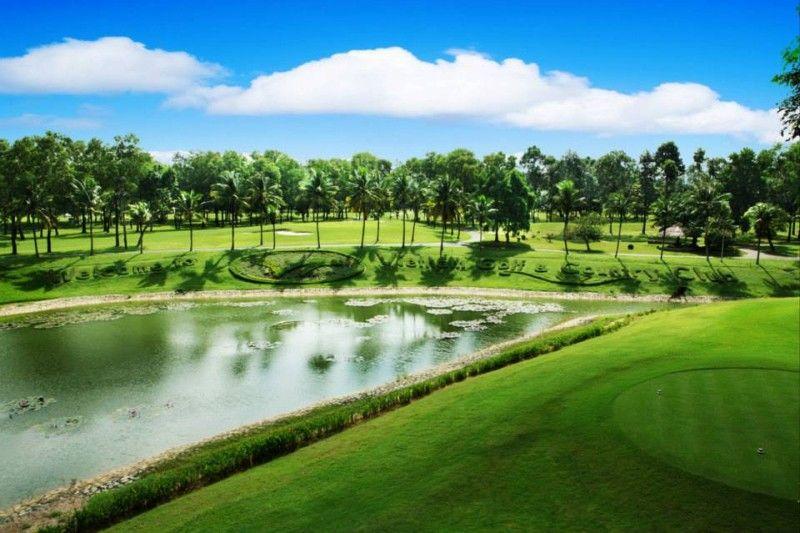 Sân golf Quận 9 là địa điểm nổi tiếng với các golfer ở miền Nam