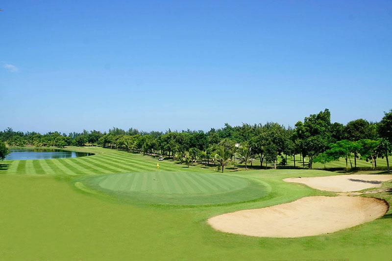 Sân golf Paradise Vũng Tàu đạt chuẩn quốc tế về thiết kế