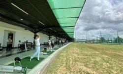 sân golf Mê Kông.