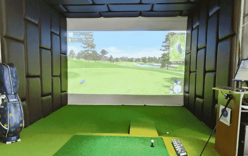 Phòng golf trong nhà 3D chính là giải pháp mới nhất dành cho những ngôi nhà nhỏ