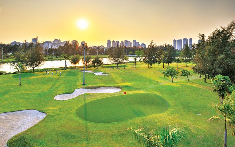 Ssân golf Quận 7 nổi tiếng tại Tp Hồ Chí Minh