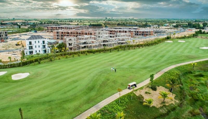 Sân golf West Lake là địa điểm luyện tập và nghỉ dưỡng hàng đầu TP HCM