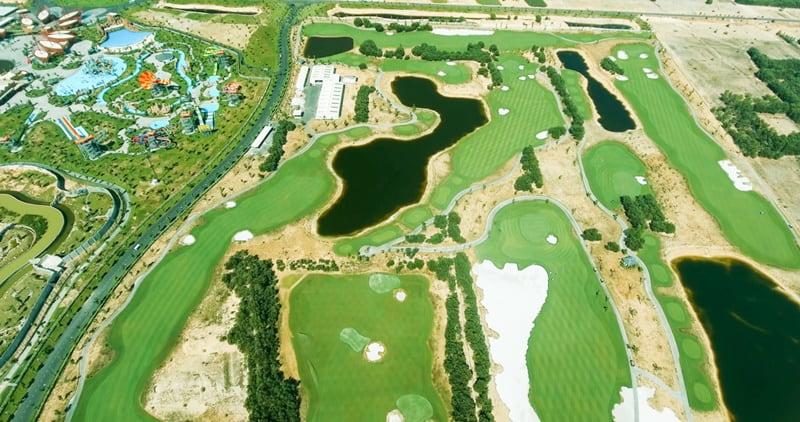 Sân golf Nam Hội An nằm trên đường Thanh Niên, Xã Bình Dương, Huyện Thăng Bình, Tỉnh Quảng Nam