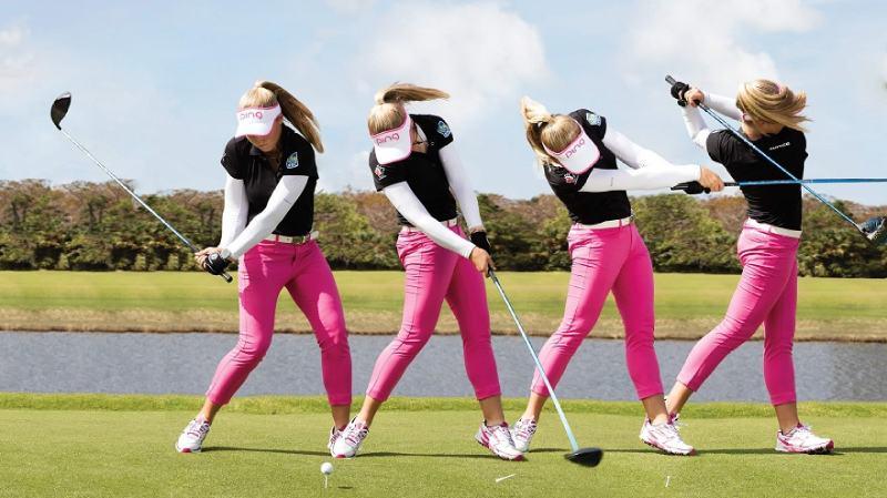 Găng tay chống nắng chơi golf vừa chống nắng, vừa tạo phong cách tời trang ấn tượng