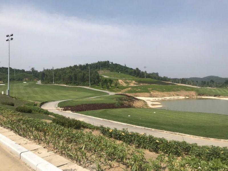 Sân golf Mường Thanh là sân golf thứ 2 được xây dựng tại Nghệ An