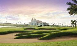 Sân golf Nhơn Trạch thu hút nhiều người đam mê đánh golf