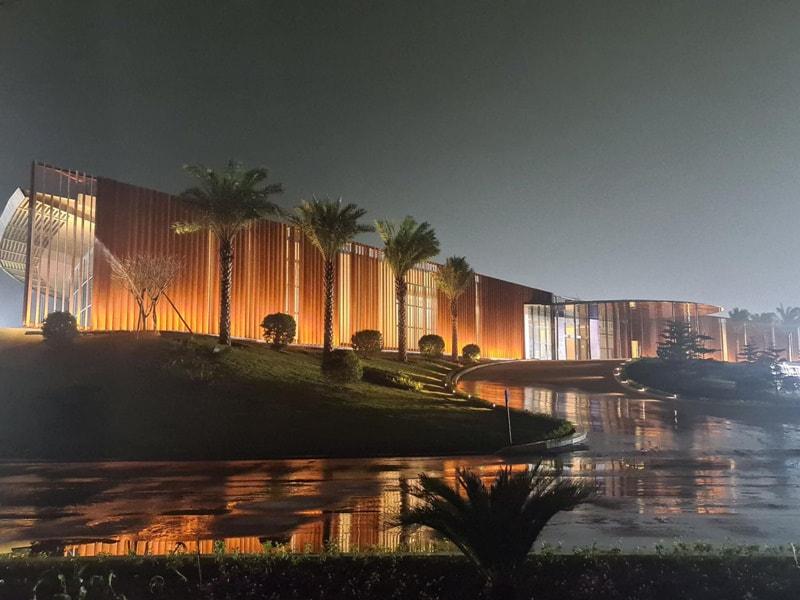 Sân golf Xuân Thành là địa điểm lý tưởng để nghỉ dưỡng vào những ngày lễ