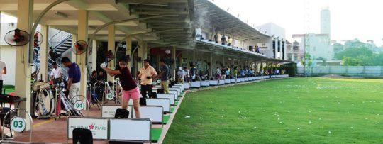 Sân tập golf Mỹ Đình Pearl: Dịch vụ và bảng giá mới nhất năm 2021